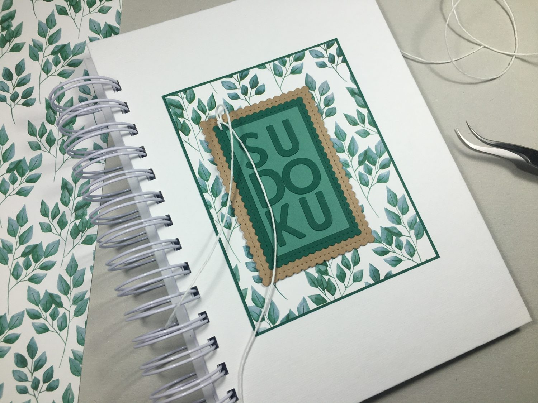 SUDOKU-Buch