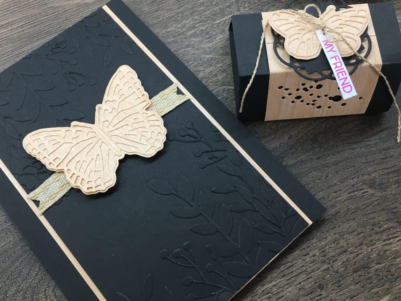Flügel voller Fantasie in Black – Beginn des Ausverkaufs am Mittwoch