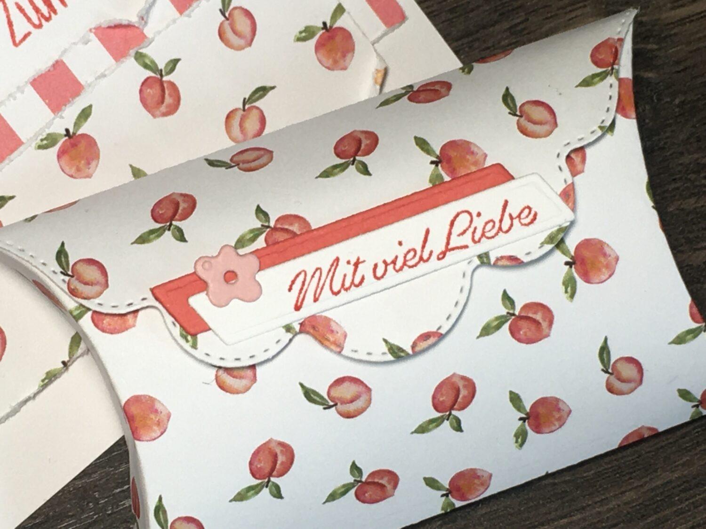 Süße Pfirsiche